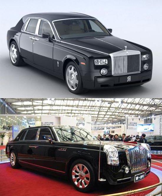 Κινέζικες απομίμησεις γνωστών αυτοκινήτων (3)