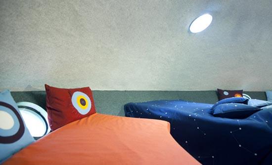Ξενοδοχείο UFO μέσα στο δάσος (3)