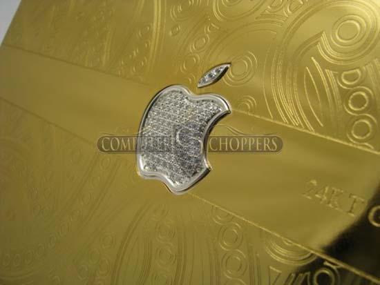 MacBook Pro από χρυσό και διαμάντια 24 καρατίων (1)