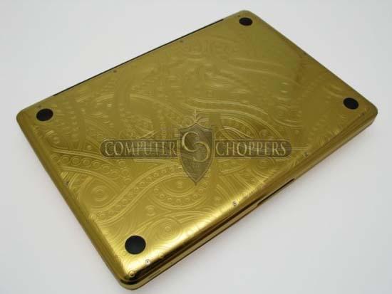 MacBook Pro από χρυσό και διαμάντια 24 καρατίων (5)