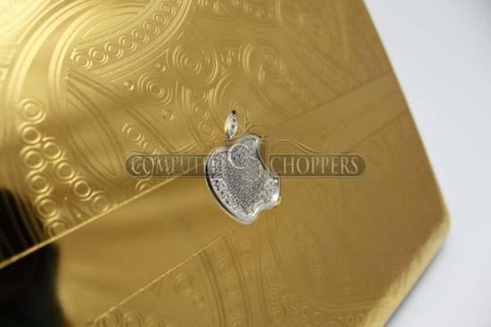 MacBook Pro από χρυσό και διαμάντια 24 καρατίων (6)