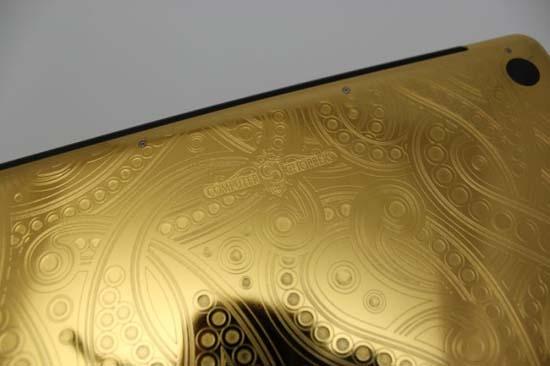 MacBook Pro από χρυσό και διαμάντια 24 καρατίων (7)