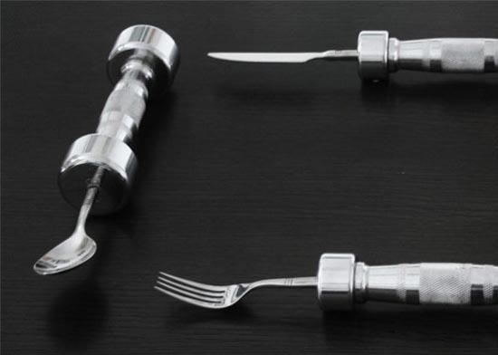 Μαχαιροπήρουνα - βαράκια για γυμναστική (1)