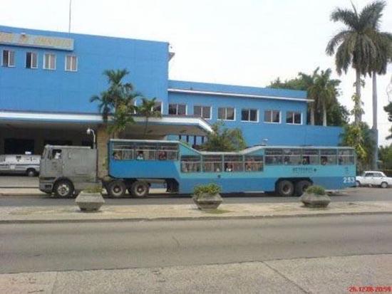 Μέσα μαζικής μεταφοράς στην Κούβα (11)