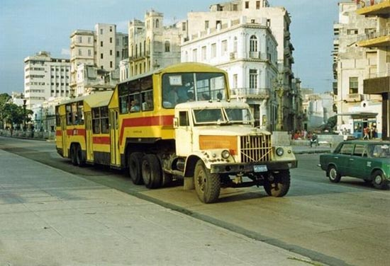 Μέσα μαζικής μεταφοράς στην Κούβα (10)