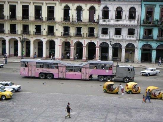 Μέσα μαζικής μεταφοράς στην Κούβα (7)