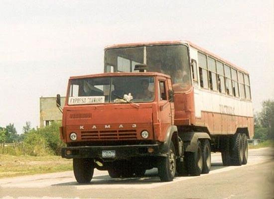 Μέσα μαζικής μεταφοράς στην Κούβα (5)