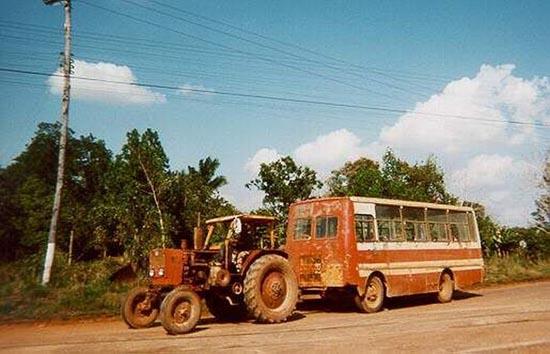 Μέσα μαζικής μεταφοράς στην Κούβα (4)