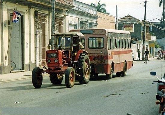Μέσα μαζικής μεταφοράς στην Κούβα (3)