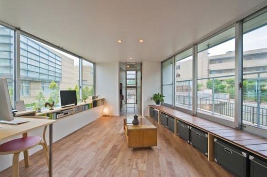 Μικροσκοπικό και μινιμαλιστικό σπίτι στο Τόκιο (5)