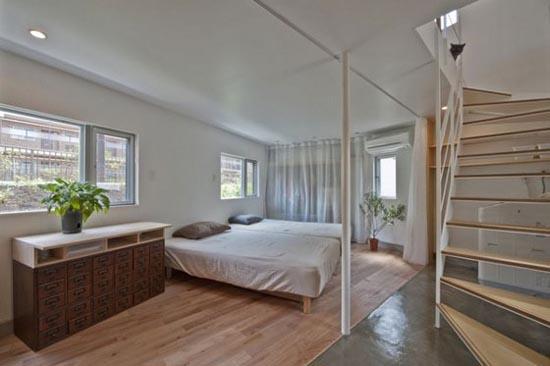 Μικροσκοπικό και μινιμαλιστικό σπίτι στο Τόκιο (6)