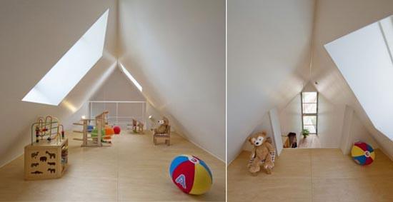 Μικροσκοπικό και μινιμαλιστικό σπίτι στο Τόκιο (9)
