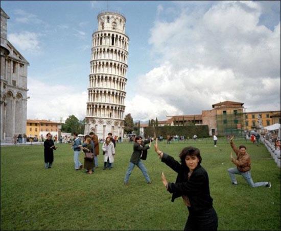 Οι πιο κλισέ τουριστικές φωτογραφίες (1)