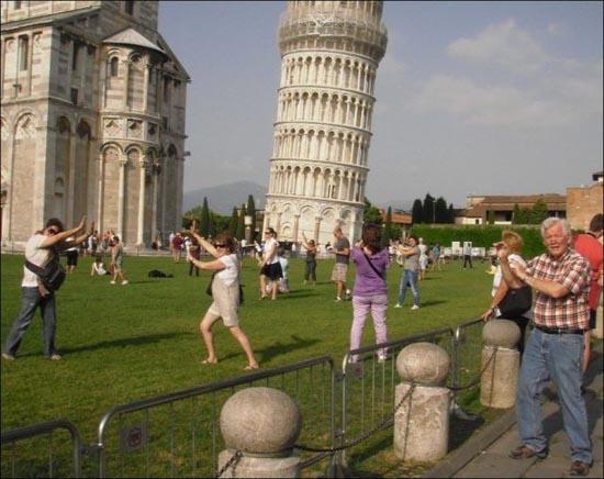 Οι πιο κλισέ τουριστικές φωτογραφίες (2)