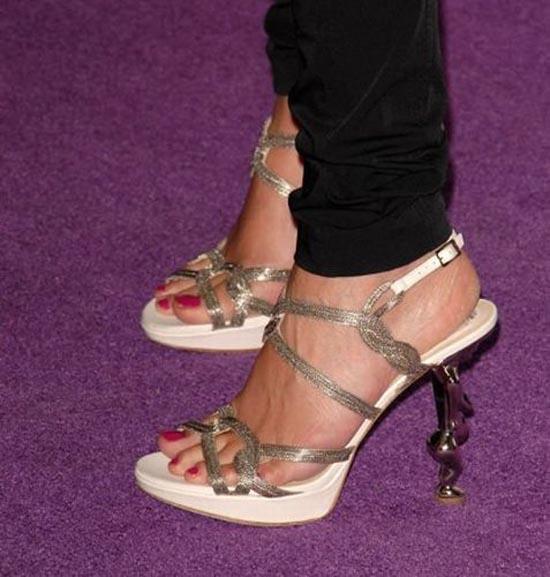 Παράξενα παπούτσια διασήμων (4)
