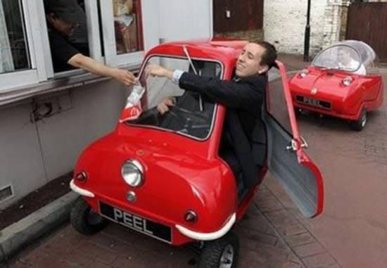 Παράξενοι πελάτες στα Drive Thru (1)
