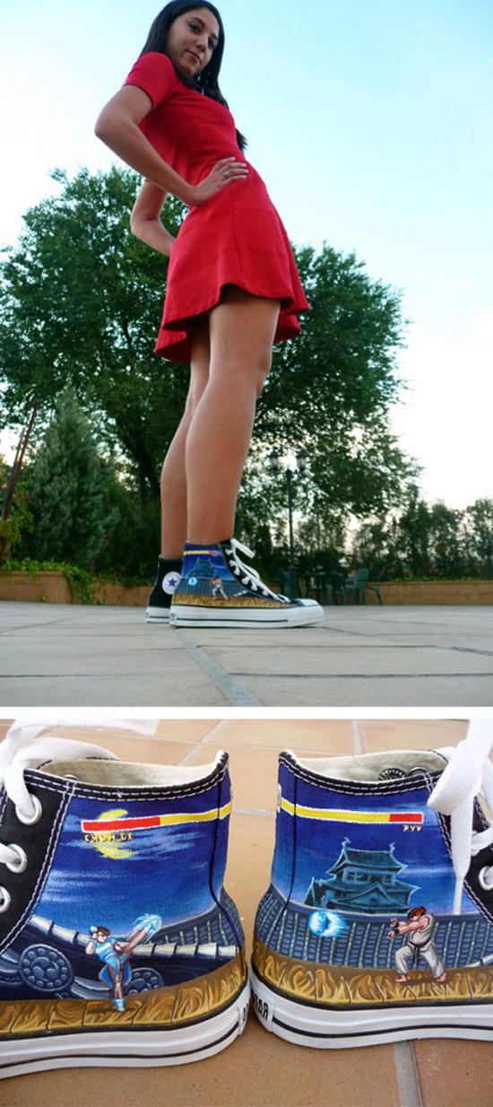 Τα πιο παράξενα Converse All Star παπούτσια (1)
