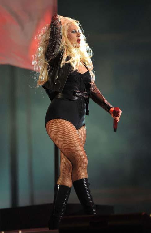 Η σοκαριστική αλλαγή της Christina Aguilera (6)