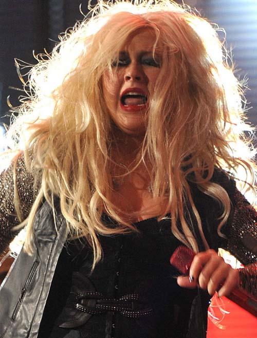 Η σοκαριστική αλλαγή της Christina Aguilera (9)