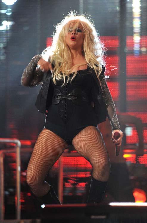 Η σοκαριστική αλλαγή της Christina Aguilera (10)