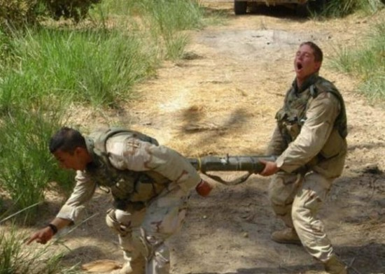 Στρατιωτικό χιούμορ (5)