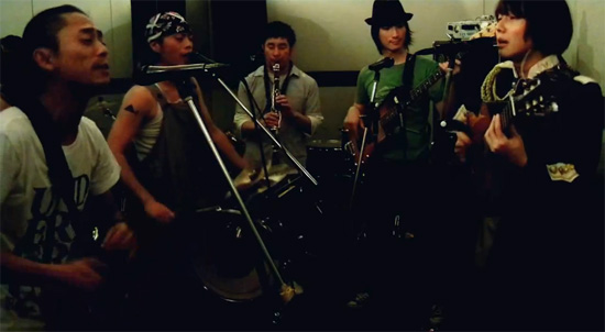«Τσικουλάτα» από Γιαπωνέζικο συγκρότημα