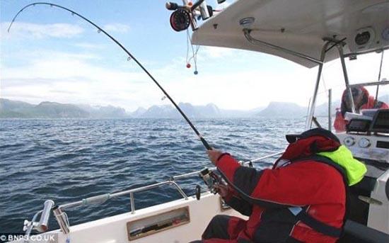 Τυχερή ψαριά για παγκόσμιο ρεκόρ (1)