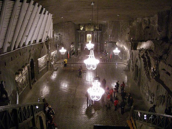 Wieliczka Salt Mine (12)