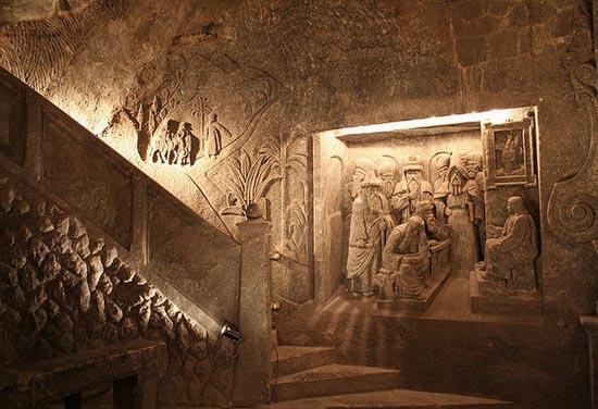 Wieliczka Salt Mine (20)