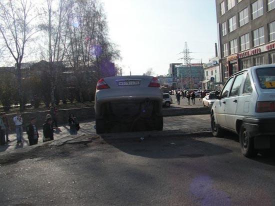 Ωραίο παρκάρισμα, κορίτσια! (1)