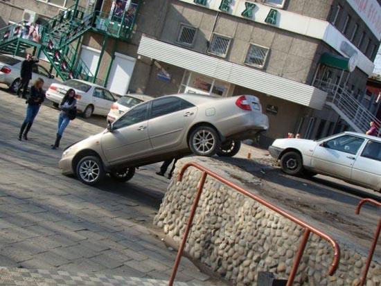 Ωραίο παρκάρισμα, κορίτσια! (3)