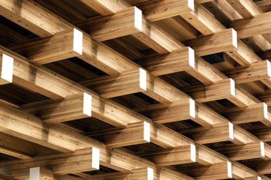 Ξύλινα αρχιτεκτονικά αριστουργήματα (2)