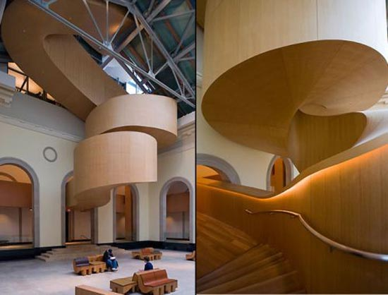 Ξύλινα αρχιτεκτονικά αριστουργήματα (6)
