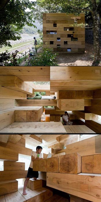 Ξύλινα αρχιτεκτονικά αριστουργήματα (7)