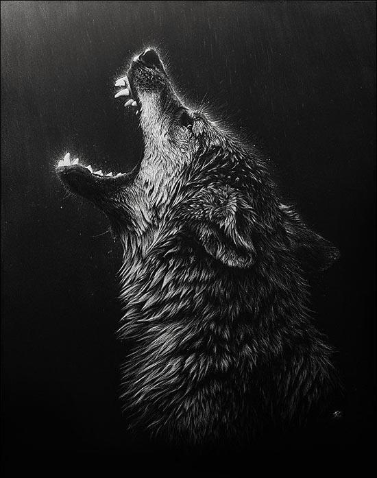 Ζωγραφιές ζώων που μοιάζουν αληθινές (14)