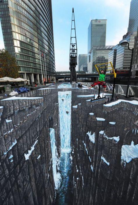 3D Ζωγραφιές στο δρόμο (3)