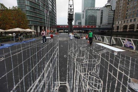3D Ζωγραφιές στο δρόμο (4)