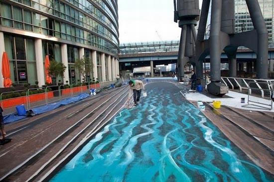 3D Ζωγραφιές στο δρόμο (6)