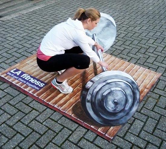 3D Ζωγραφιές στο δρόμο (11)