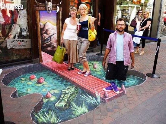 3D Ζωγραφιές στο δρόμο (12)