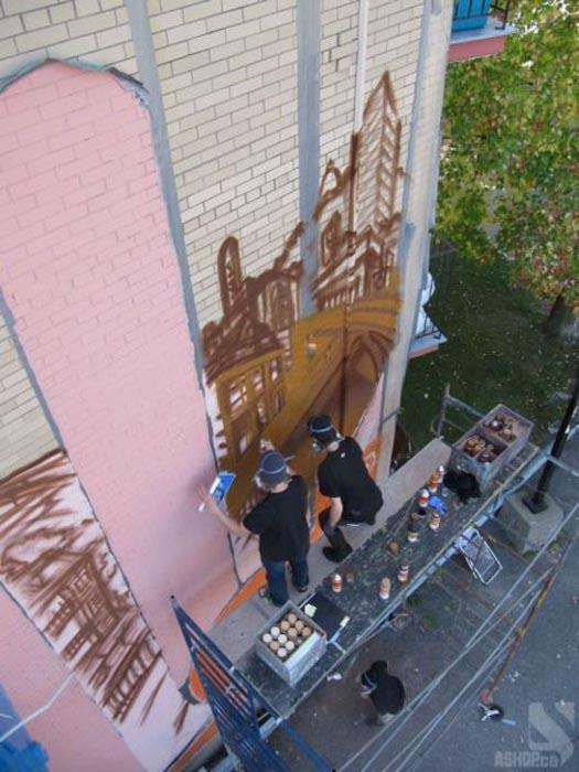 5όροφο Graffiti αριστούργημα (7)