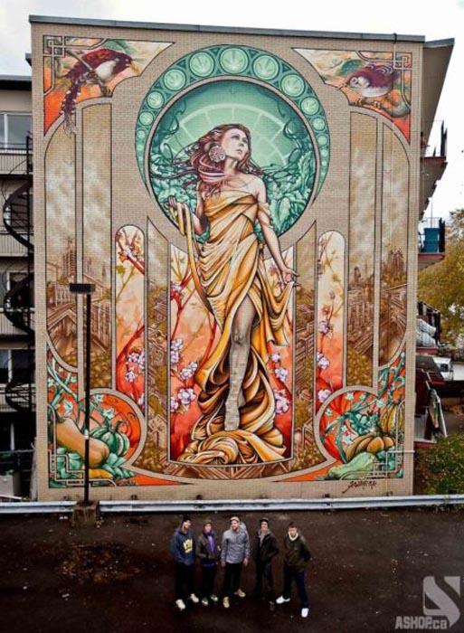 5όροφο Graffiti αριστούργημα (13)