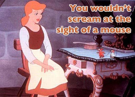 Αν οι ταινίες της Disney ίσχυαν στην πραγματικότητα (2)
