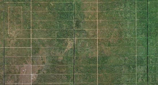Ανθρώπινες δημιουργίες σε εντυπωσιακές δορυφορικές φωτογραφίες (4)