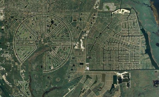 Ανθρώπινες δημιουργίες σε εντυπωσιακές δορυφορικές φωτογραφίες (6)