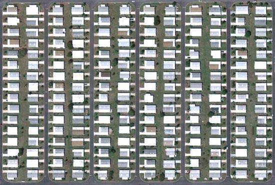 Ανθρώπινες δημιουργίες σε εντυπωσιακές δορυφορικές φωτογραφίες (7)