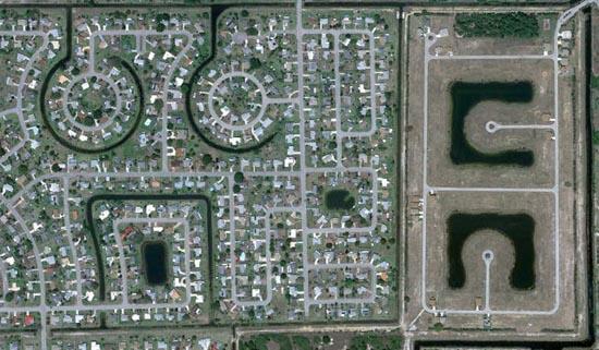 Ανθρώπινες δημιουργίες σε εντυπωσιακές δορυφορικές φωτογραφίες (10)