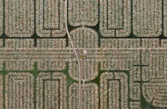 Ανθρώπινες δημιουργίες σε εντυπωσιακές δορυφορικές φωτογραφίες (11)
