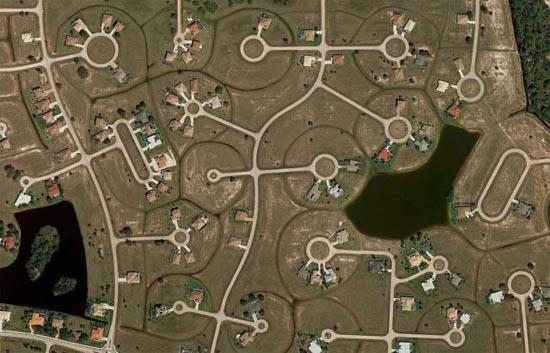 Ανθρώπινες δημιουργίες σε εντυπωσιακές δορυφορικές φωτογραφίες (17)