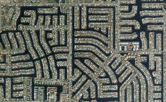 Ανθρώπινες δημιουργίες σε εντυπωσιακές δορυφορικές φωτογραφίες (19)
